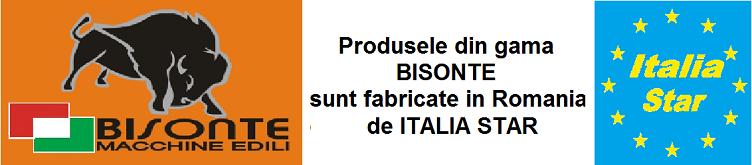 Logo Bisonte Italia Star