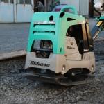 MVH 308 Placa Compactoare Reversibila Mikasa  - job_site